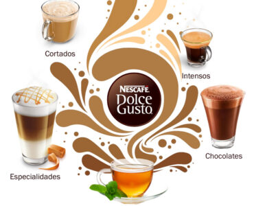 Logotipo cafeteras Dolce Gusto